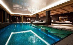 Chalet N Pool